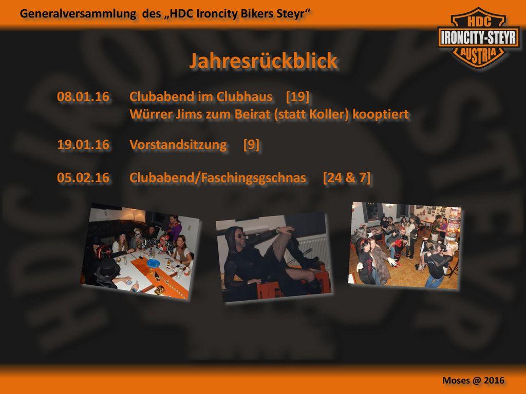 Jahresrückblick 08.01.16 Clubabend im Clubhaus [19]